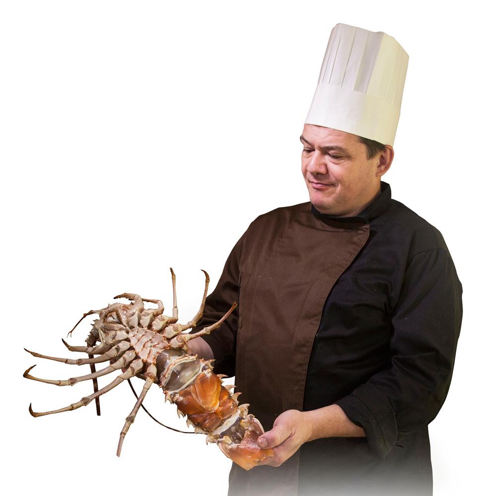Lo Chef Nereo Salvador | Ristorante Alle Grotte Da Nereo | Fregona (TV)